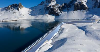 Axpo e IWB costruiscono AlpinSolar: il più grande impianto fotovoltaico in Svizzera